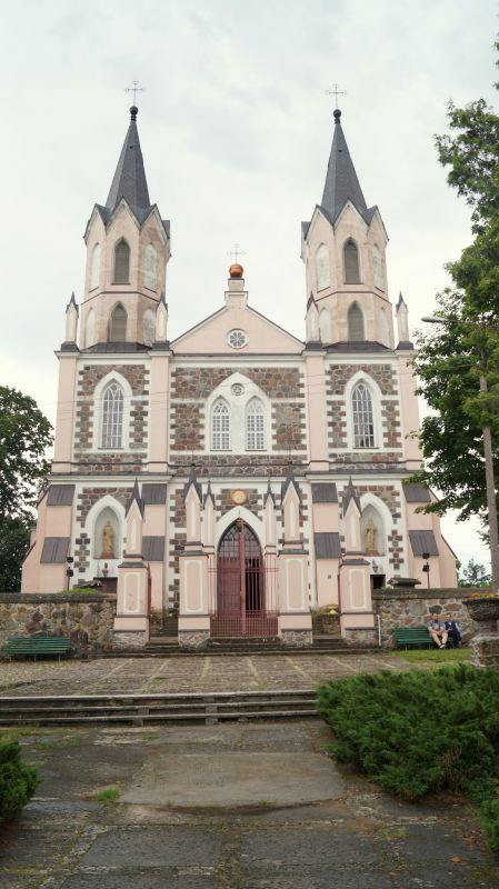 Puńsk kościół