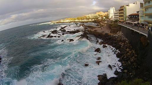 atrakcje zimą Teneryfa - Puerto de la Cruz opinie