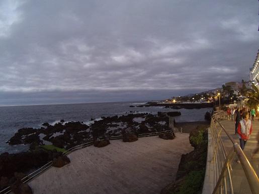 Promenada Puerto de la Cruz