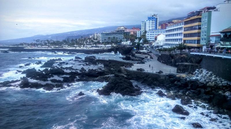 Teneryfa Puerto de la Cruz wakacje z dzieckiem opinie