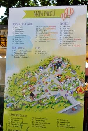 Rabkoland mapa atrakcji (2)