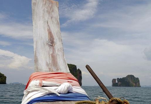 Rejs łodzią Tajlandia atrakcje dla dzieci - wakacje zimą
