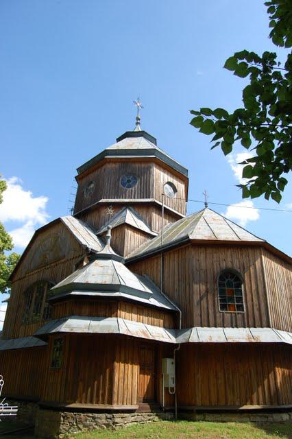 Roztoka cerkiew