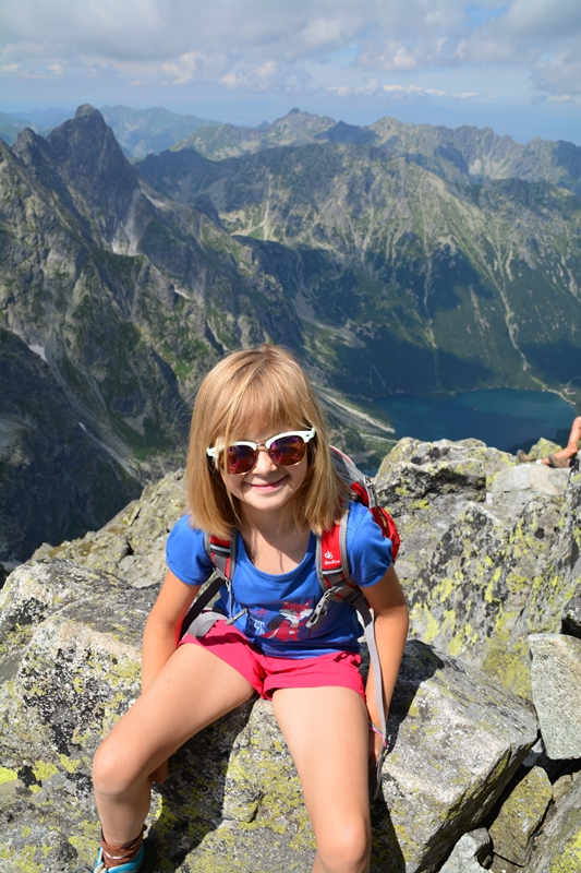 Słowacja atrakcje dla dzieci Tatry Rysy