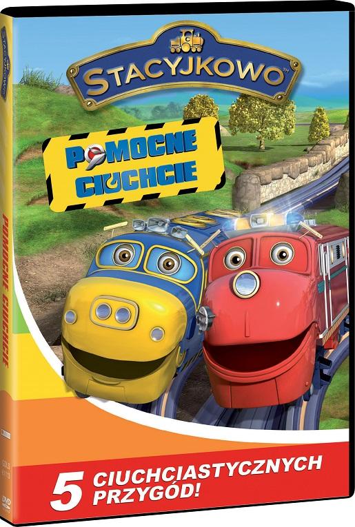 STACYJKOWO POMOCNE CIUCHCIE DVD 3D