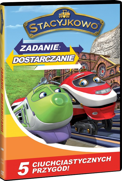 STACYJKOWO ZADANIE DOSTARCZANIE DVD 3D