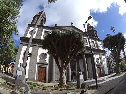 San Cristobal de la Lauguna atrakcje- Teneryfa w lutym opinie Wyspy Kanaryjskie