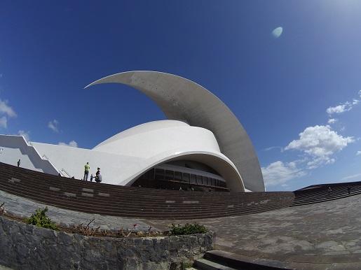 atrakcje Santa Cruz de Tenerife - Wyspy Kanaryjskie zimą opinie