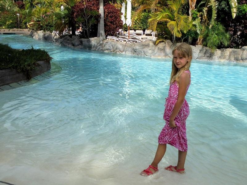 park wodny Wyspy Kanaryjskie atrakcje dla dzieci