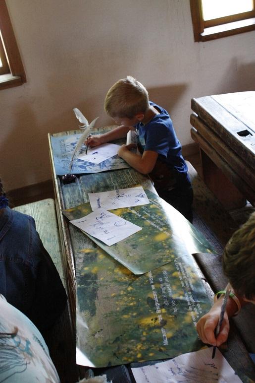 Skansen Wdzydze Kaszuby wakacje z dzieckiem (1)