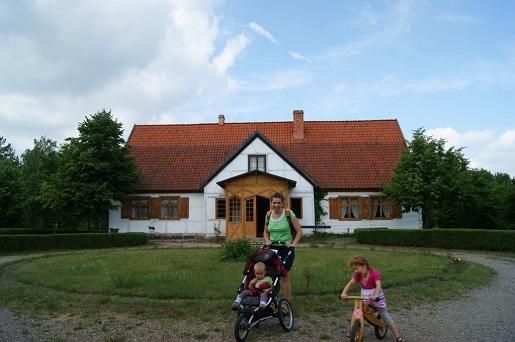 Skansen Wdzydze Kiszewskie-Kaszuby wakacje z dziećmi