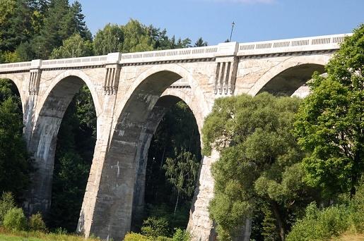 Stańczyki betonowe mosty