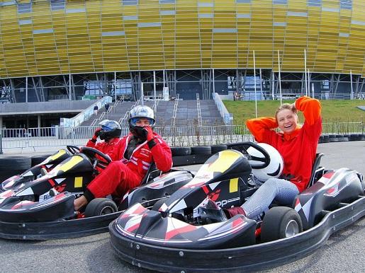 Stadion Energa Gdańsk atrakcje dla dzieci