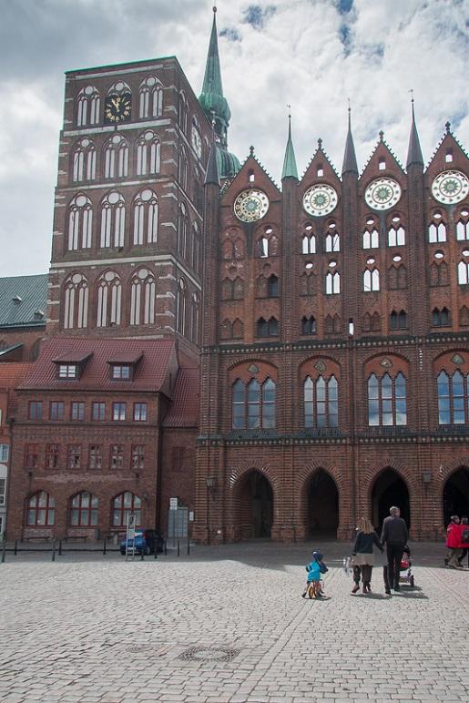 Stralsund atrakcje dla dzieci wakacje
