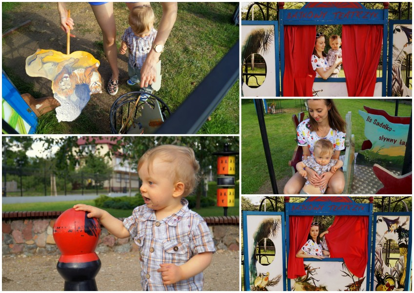 Suwałki atrakcje dla dzieci Wioski Bajek