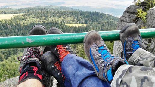 Góry Stołowe z dzieckiem opinie atrakcje