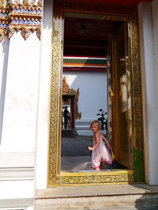 Tajlandia Bangkok z dziećmi zwiedzanie atrakcje