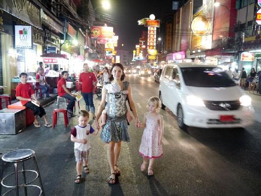 Tajlandia Bangkok z dzieckiem opinie ceny