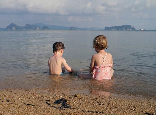 Tajlandia - wakacje z dzieckiem - plaże  Koh Yao Noi- Krabi