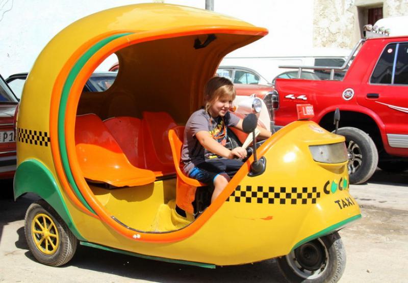Taksówki na Kubie- transport ceny