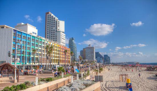 rodzinne wakacje Izrael Tel Awiw opinie