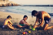 Teneryfa najlepsze plaże Playa ADEJE agosto