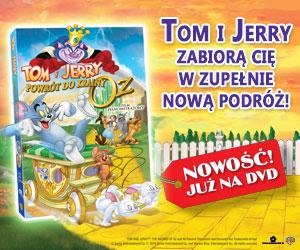 Tom i Jerry bajki dla dzieci