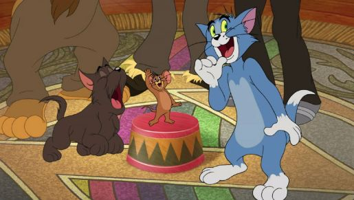 Tom i Jerry DVD