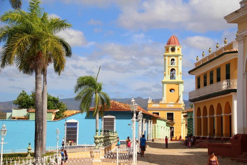 Trynidad 2  wakacje z dzieckiem