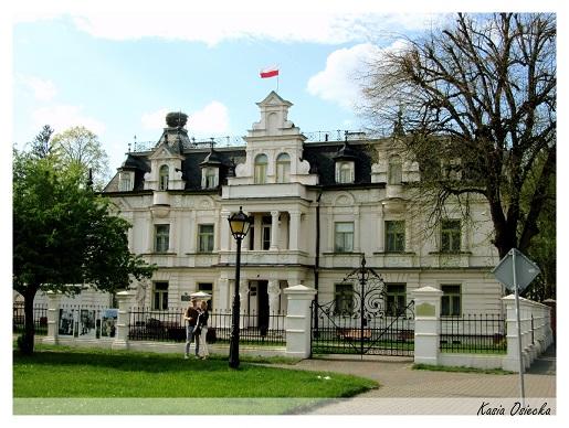 Tykocin Supraśl Pałac zwiedzanie