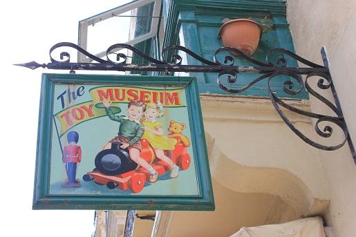 Valletta Muzeum Zabawek - Malta atrakcje dla dzieci