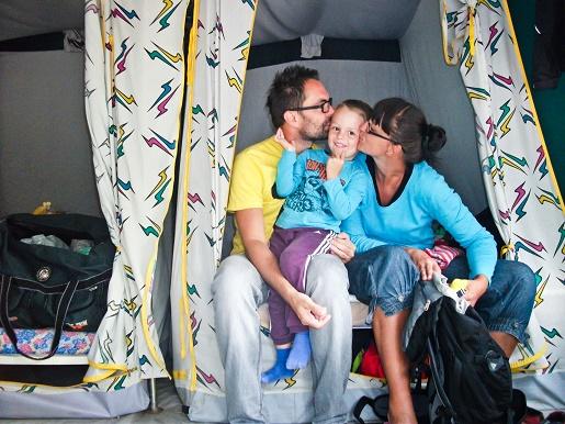 Włochy Kemping Ca Savio - na wakacje pod namiot z dzieckiem
