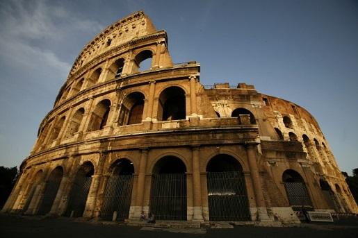 Włochy Rzym zwiedzanie z dzieckiem atrakcje