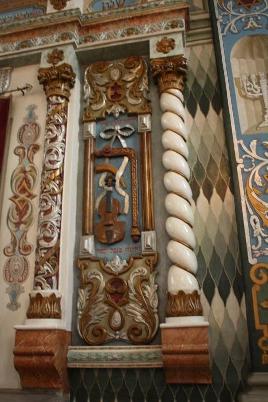 Włodawa-synagoga atrakcje