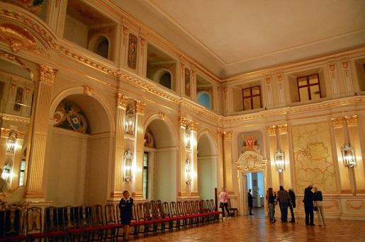 Warszawa zwiedzanie z dzieckiem Zamek Królewski