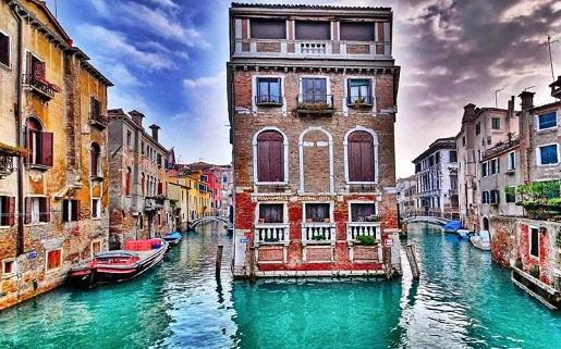 Wenecja Włochy wakacje z dziećmi -co zwiedzić