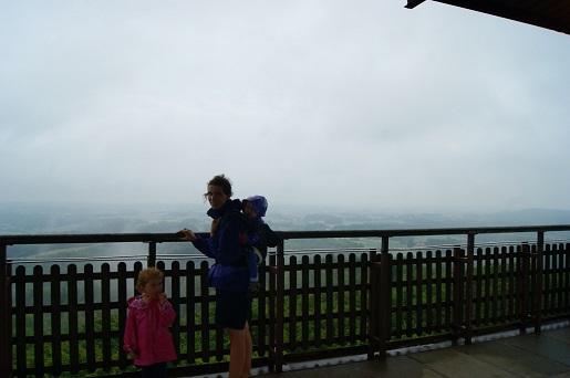 Wieża na Wiezycy Kaszuby wakacje z dziećmi