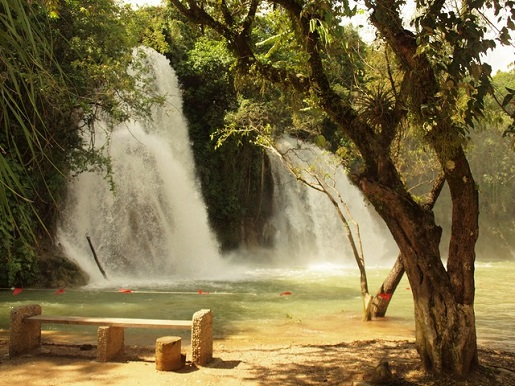 Wodospad Tamasopo