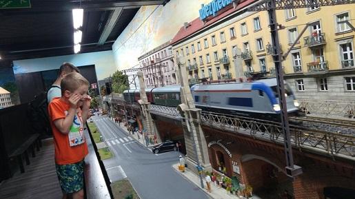 Wrocław kolejkowo makieta pociągi zdjęcia opinie (12)