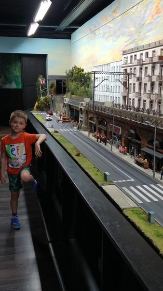 Wrocław kolejkowo makieta pociągi zdjęcia opinie (2)