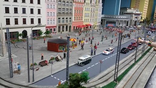 Wrocław kolejkowo makieta pociągi zdjęcia opinie (26)