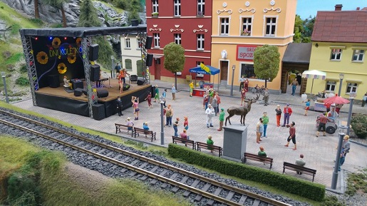 Wrocław kolejkowo makieta pociągi zdjęcia opinie (36)