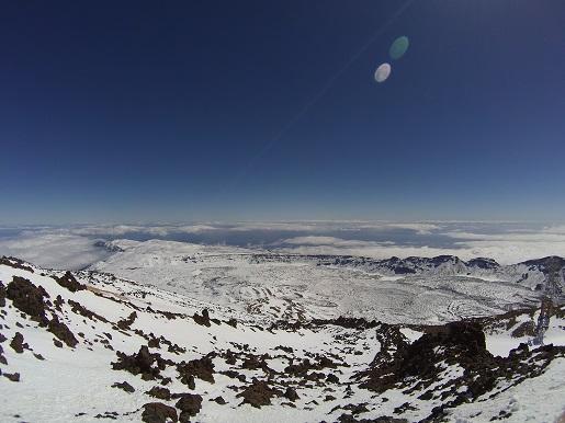 Szczyt Teide Teneryfa widoki- kolejka linowa opinie