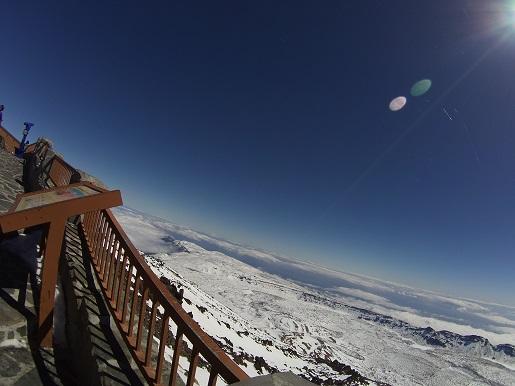 wycieczka na wulkan Teide zimą opinie widoki pogoda