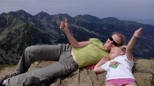 Wyżnia Dolina Chochołowska szlak na Wołowiec