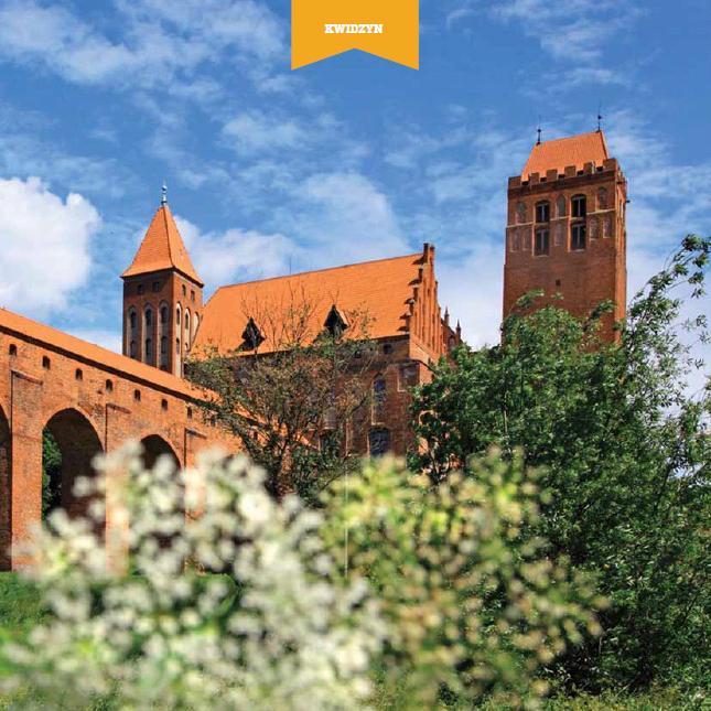Zamek Krzyżacki w Kwidzynie