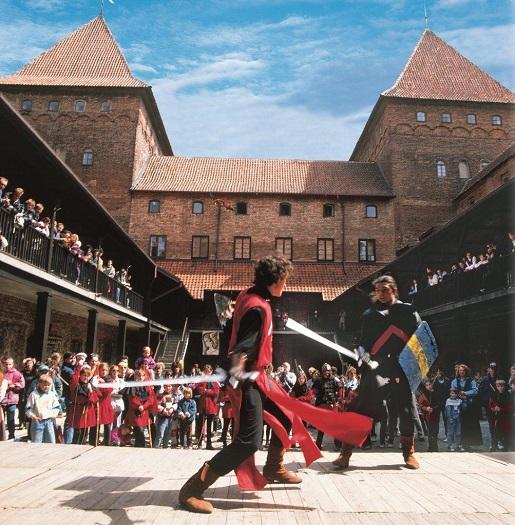 Zamek w Nidzicy atrakcje dla dzieci