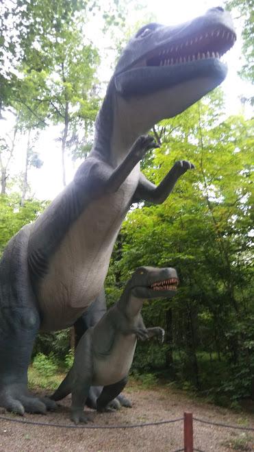 Zatorland dinozaury 123