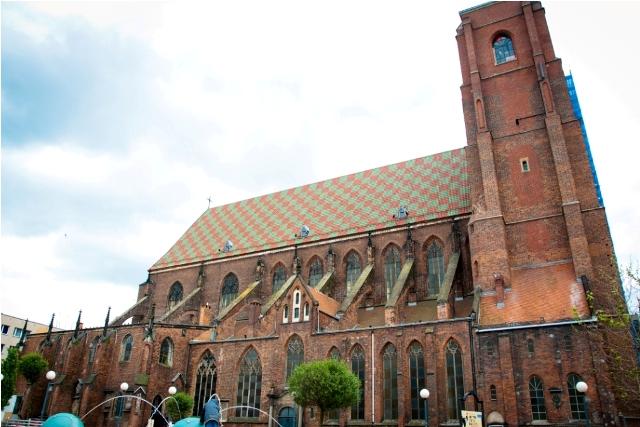 Okolice Rynku - Kościół Marii Magdaleny Wrocław atrakcje z dzieckiem