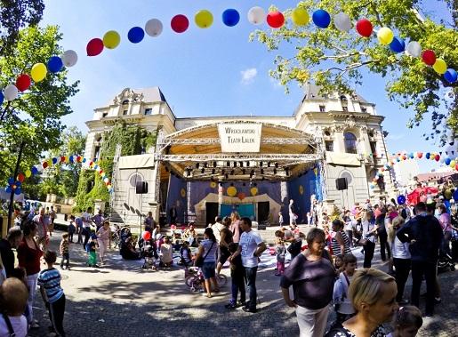 plac zabaw dla dzieci Wrocław